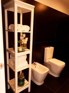 Um banheiro em Innapartments São Gonçalinho II