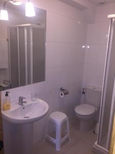 A bathroom at Apartamentos Casa de la Abuela