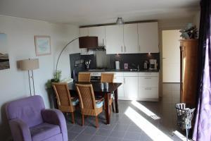 Een keuken of kitchenette bij TS37