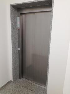 Ein Badezimmer in der Unterkunft Apartment am Zwingerteich