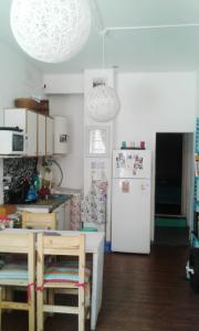 Una cocina o kitchenette en Dpto 301 y Playa