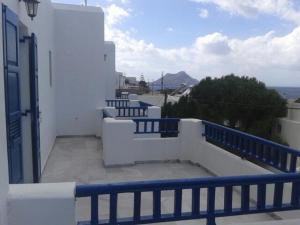 Μπαλκόνι ή βεράντα στο Elichryson Studios