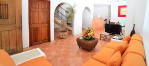 A seating area at Villa - All Inclusive!