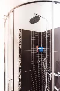 Kúpeľňa v ubytovaní Hip Modern sanctuary in Prague center
