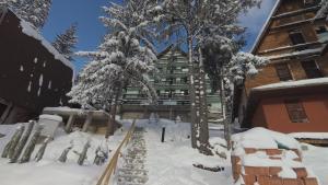 Apartments BellaMonte Vlašić during the winter