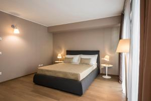 A bed or beds in a room at MyPlace Corso Como 11 Apartments