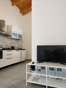 TV/Unterhaltungsangebot in der Unterkunft Central apartment