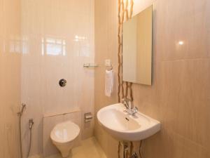 Ванная комната в Saudades Homestays