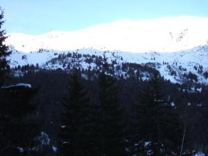 Les Arcosses in de winter
