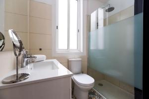 Um banheiro em Ola Lisbon - Principe Real III