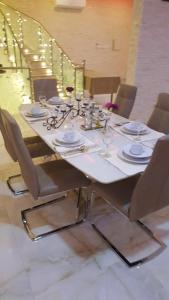 مطعم أو مكان آخر لتناول الطعام في منتجع أغادير
