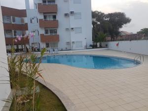 The swimming pool at or close to Apto de 02 qtos no Ingleses - Florianopolis - SC