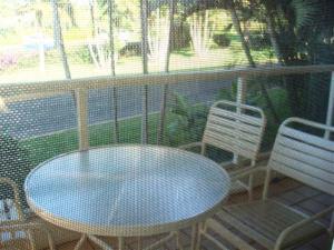 A balcony or terrace at Maui Banyan Vacation Club