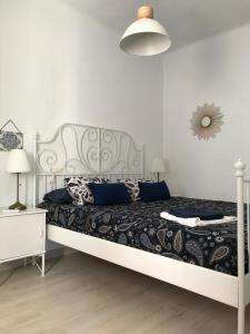 Een bed of bedden in een kamer bij PureLight Marbella