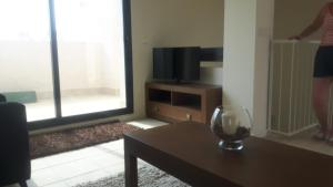 A television and/or entertainment centre at Casa Patrick