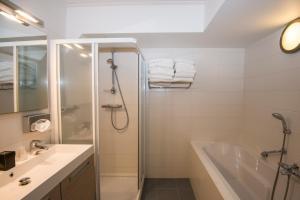 A bathroom at Vlierijck