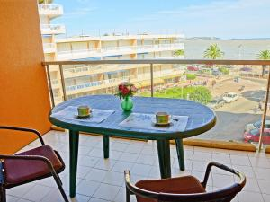 A balcony or terrace at Apartment Le Capitole.3
