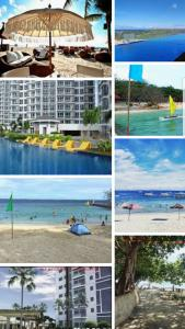 A view of the pool at Mactan Newtown Ocean View 360degree or nearby