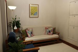 A seating area at Mary's House