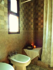 Un baño de Marina Green Club