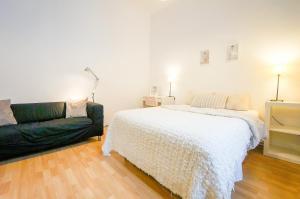 Lova arba lovos apgyvendinimo įstaigoje AAA Stay Apartments Old Town Warsaw I