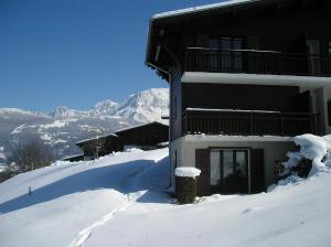 La Grange N° 27 - Bât. 6 during the winter