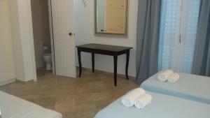 חדר רחצה ב-Lino Apartments