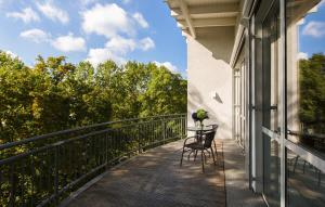 A balcony or terrace at Aparion Apartments Berlin