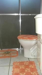 A bathroom at Casa Sonia