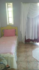 A bed or beds in a room at Casa Sonia
