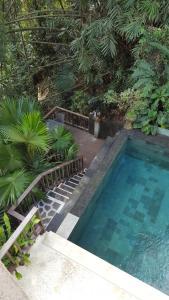 The swimming pool at or close to Villa Purnamasari
