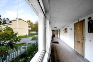 En balkong eller terrass på Tisnaren Apartments