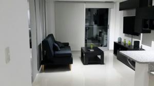 Uma TV ou centro de entretenimento em Palermo Hollywood Fitz Roy 2333