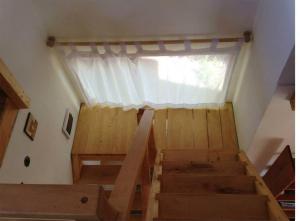Una cama o camas cuchetas en una habitación  de Bello