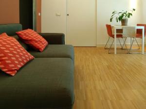 Area soggiorno di Elegant Apartment Coronari-Navona