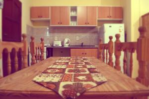 Una cocina o kitchenette en B3 Apartments