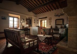 Area soggiorno di Holiday Home Arpicella