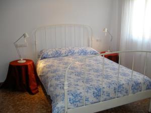 Cama o camas de una habitación en Tibula City