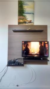 Una televisión o centro de entretenimiento en Belagio 201