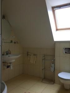 Kúpeľňa v ubytovaní Apartmany Cierny Balog