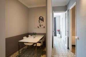 Ein Badezimmer in der Unterkunft Barcelonaguest