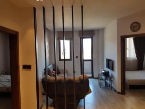 אזור ישיבה ב-Lux Studio 45 in Fortuna