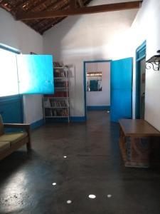 A kitchen or kitchenette at Fazenda Poço das Pedras