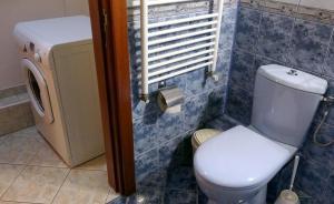 A bathroom at Kudos Bulgaria Apartments