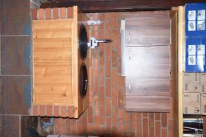 Kupaonica u objektu Home Klet
