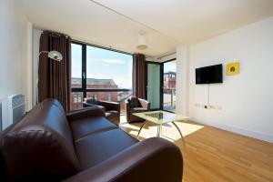 Posezení v ubytování Staycity Aparthotels Duke Street