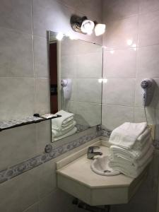 Um banheiro em Loft Argentino Apart Hotel Buenos Aires