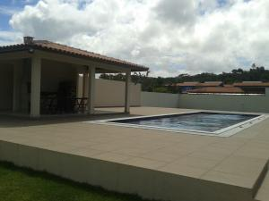 The swimming pool at or near Golden Dolphin Duplex