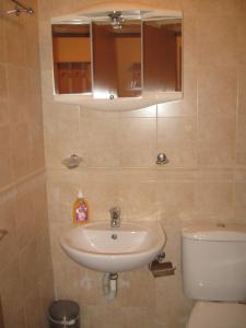 חדר רחצה ב-Apartment Chatalzdha