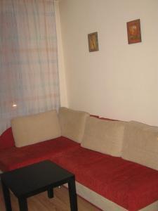 אזור ישיבה ב-Apartment Chatalzdha